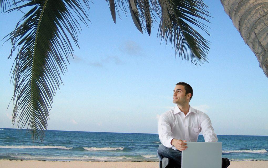 Nach dem Urlaub: So findest du zurück in den Job