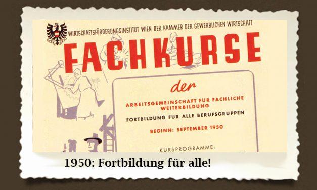70 Jahre WIFI Österreich: Ein Blick in unser Foto-Album