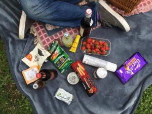 Sprachen-Picknick Englisch