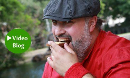 """Video-Blog mit Georgij Makazaria: """"Wir sagen immer Butterbrot"""""""