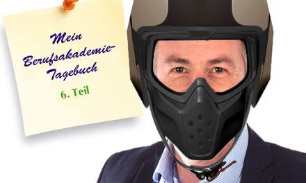 Berufsakademie-Tagebuch, Teil 6: Mit vollem Tempo in den Semester-Endspurt!
