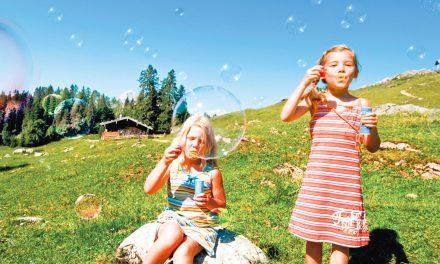 Nie wieder Langeweile! 5 Tipps für Kinderbetreuung – am Wochenende und in den Ferien!
