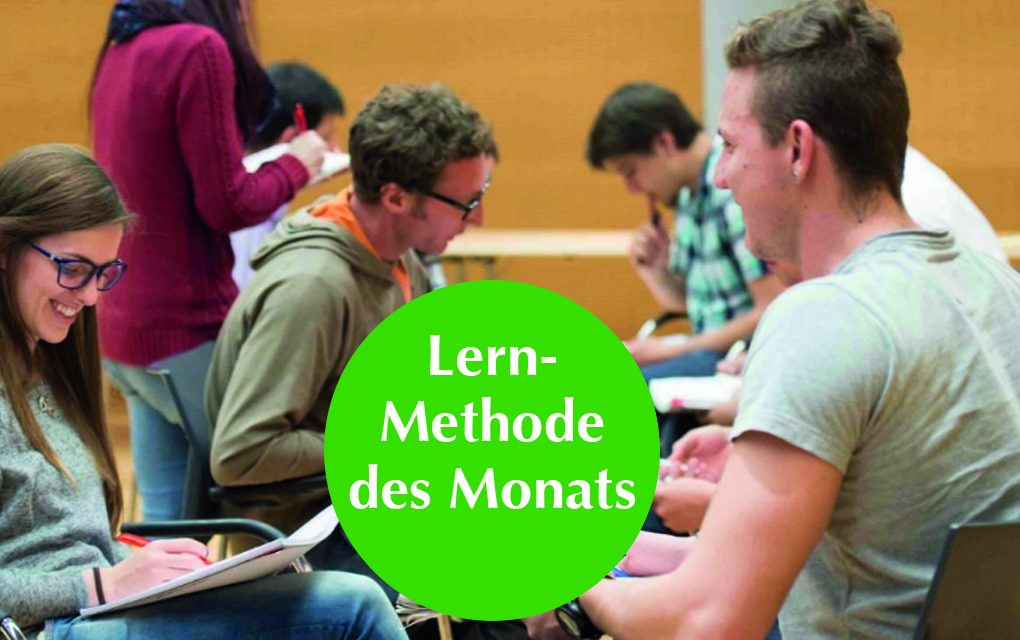 "Lernmethode des Monats: das ""Kugellager"""