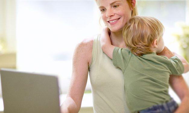 Weiterbildung in der Elternzeit: Büffeln in der Babypause?