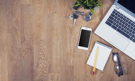 Hilfe, schon wieder Papierdschungel! 9 Tipps für einen sauberen Schreibtisch