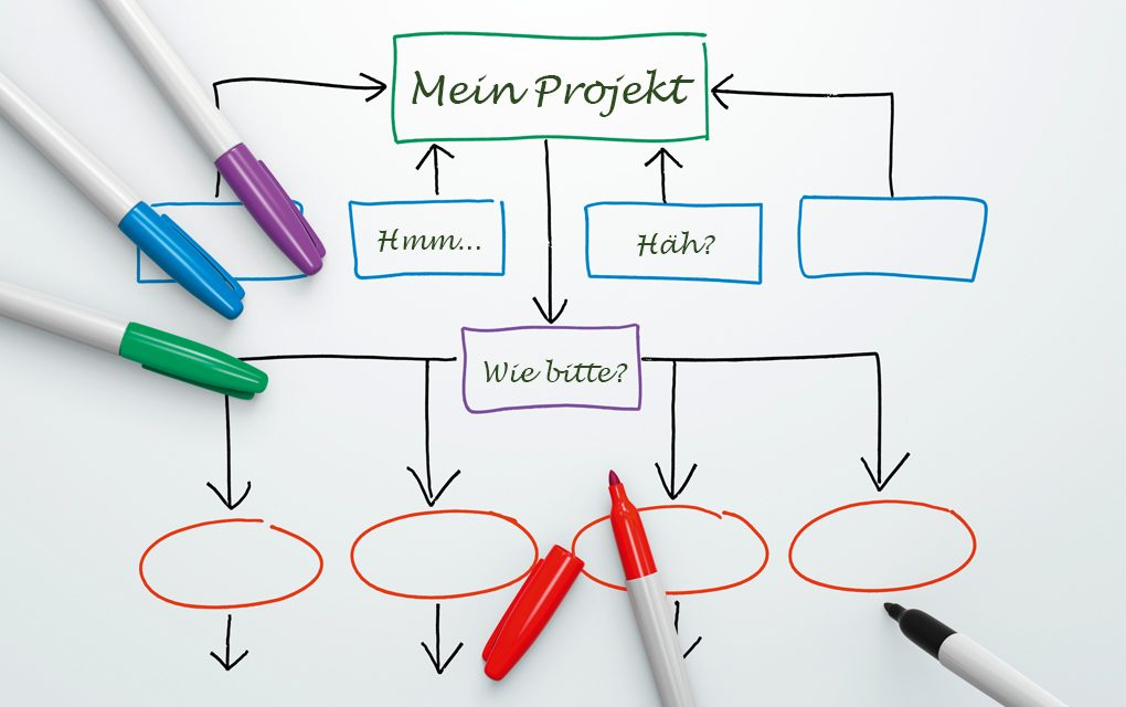 Projektmanagement für Dummies: 7 Tipps für Anfänger/innen