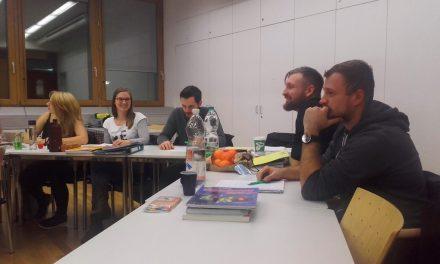 Berufsreifeprüfung: Englisch nach Feierabend? Macht Spaß!