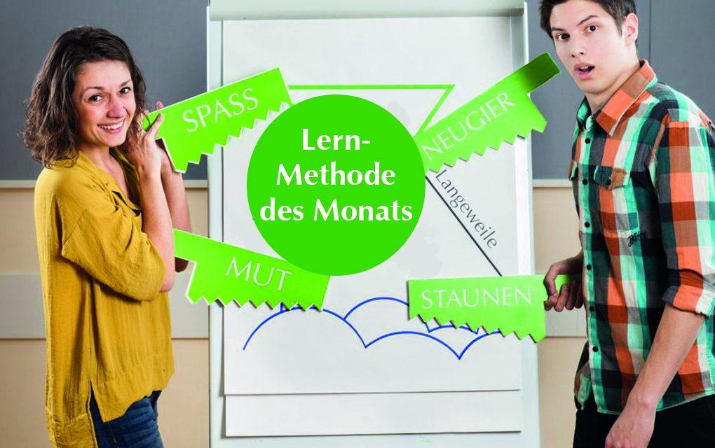 Lernmethode des Monats: Problem-Dreieck