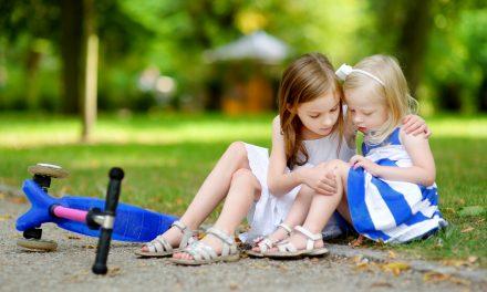 Aua! Aua! Tipps für Kinder-Notfälle