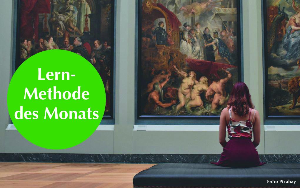 Lernmethode des Monats: Vernissage
