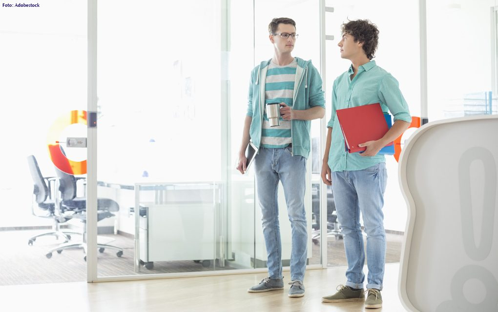5 Benimmregeln fürs Großraumbüro