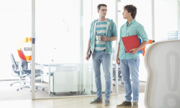 Flurgespräche: So führt man erfolgreich Smalltalk