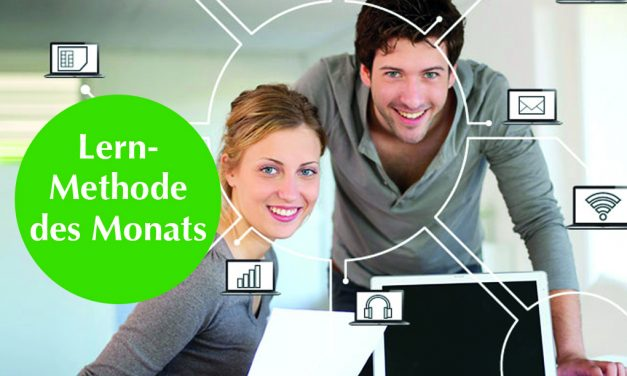 Digitale Lernmethode des Monats: Find someone who