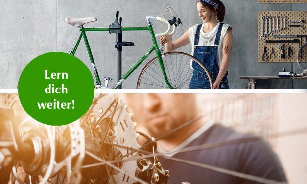 Lern dich weiter: Fahrradtechniker werden