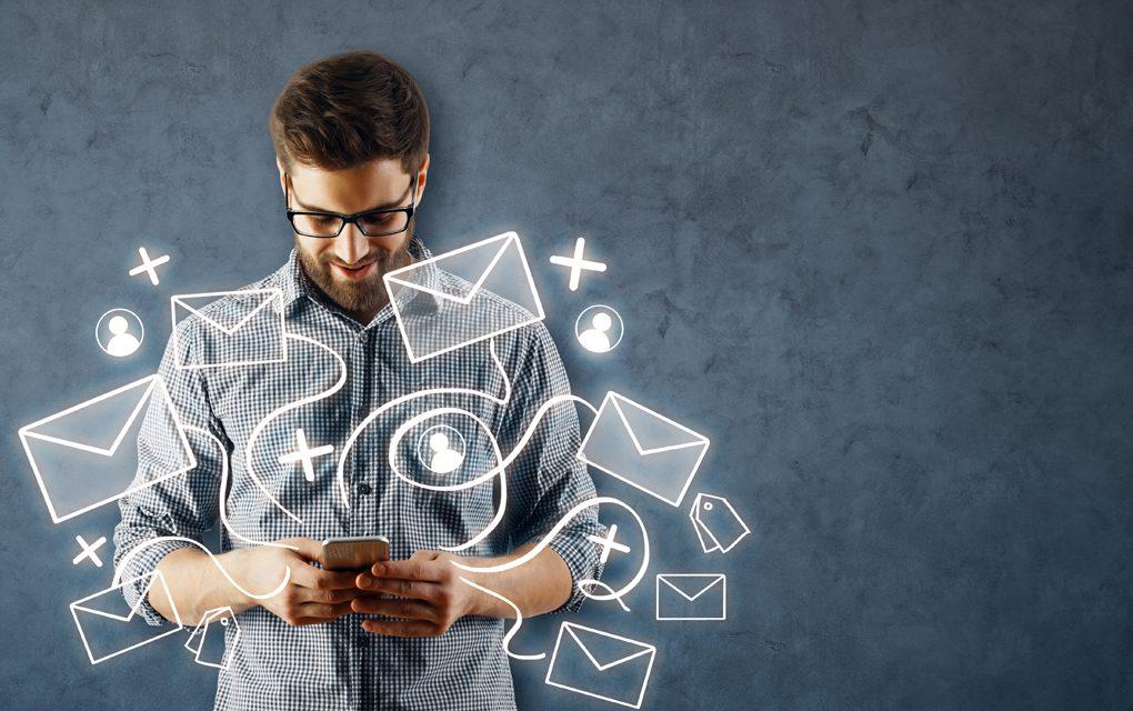 Hilfe, wie ordne ich meine E-Mails?