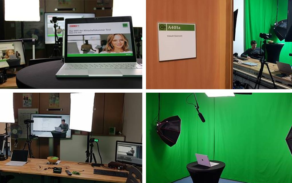 Virtual Classrooms: Der Laptop als Klassenzimmer