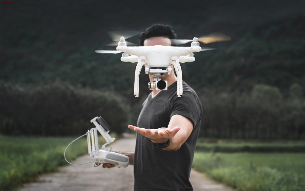 Drohnen beruflich nutzen