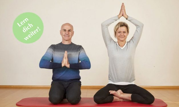 Lern dich weiter: Yogalehrerin werden