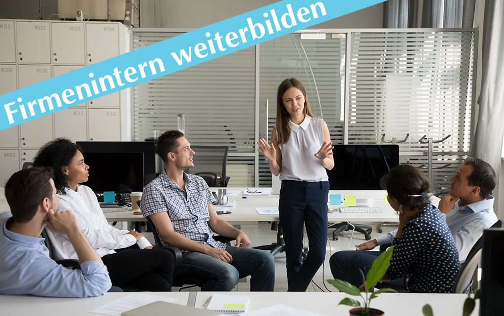 Firmeninterne Trainings: Definition und Bedarfsanalyse