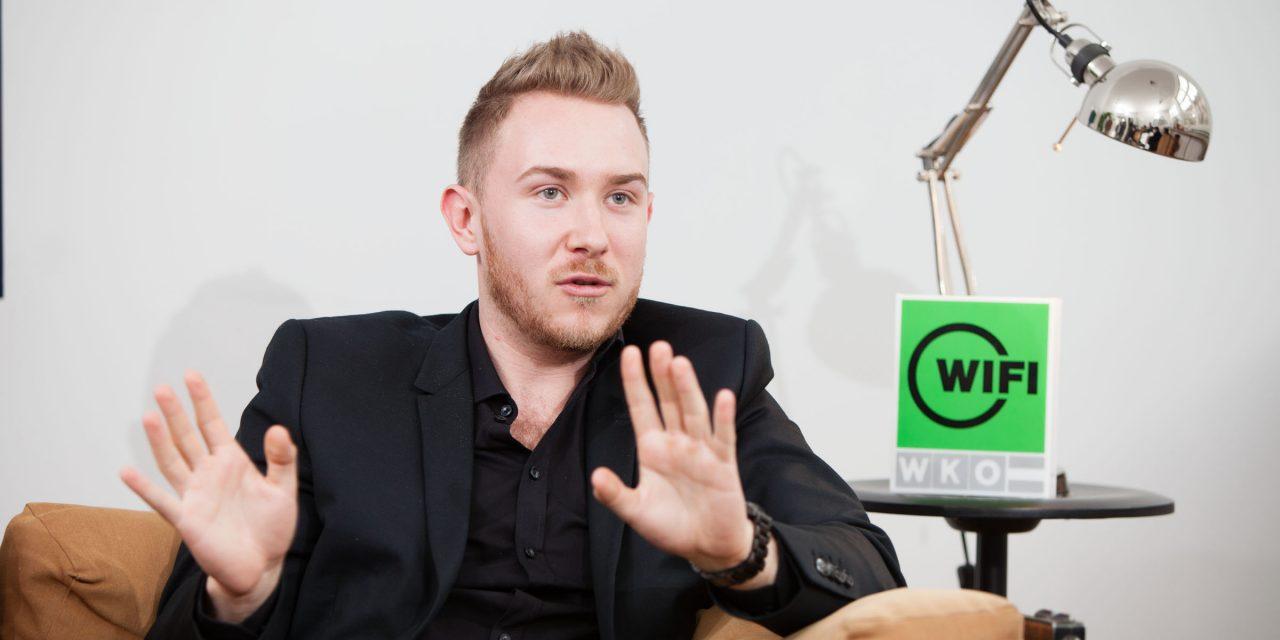 """Tristan Horx: """"Wir befinden uns in der digitalen Korrekturschleife"""""""