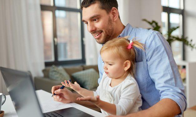 Home-Office mit Kids: Survival Kit für Eltern