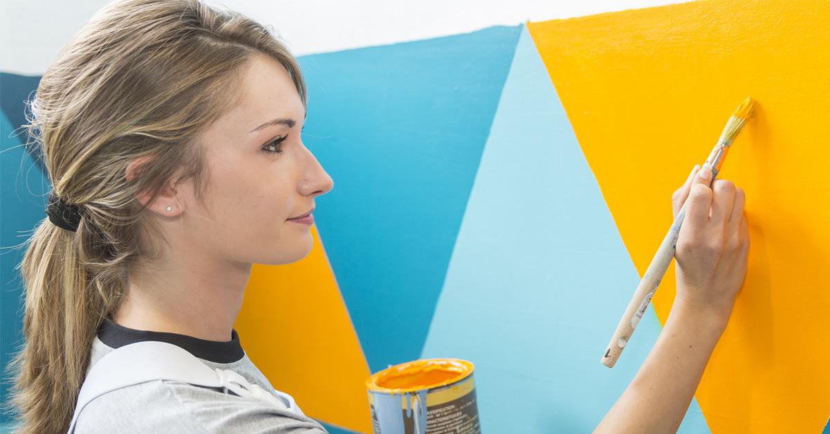 Lern dich weiter: Malermeisterin werden
