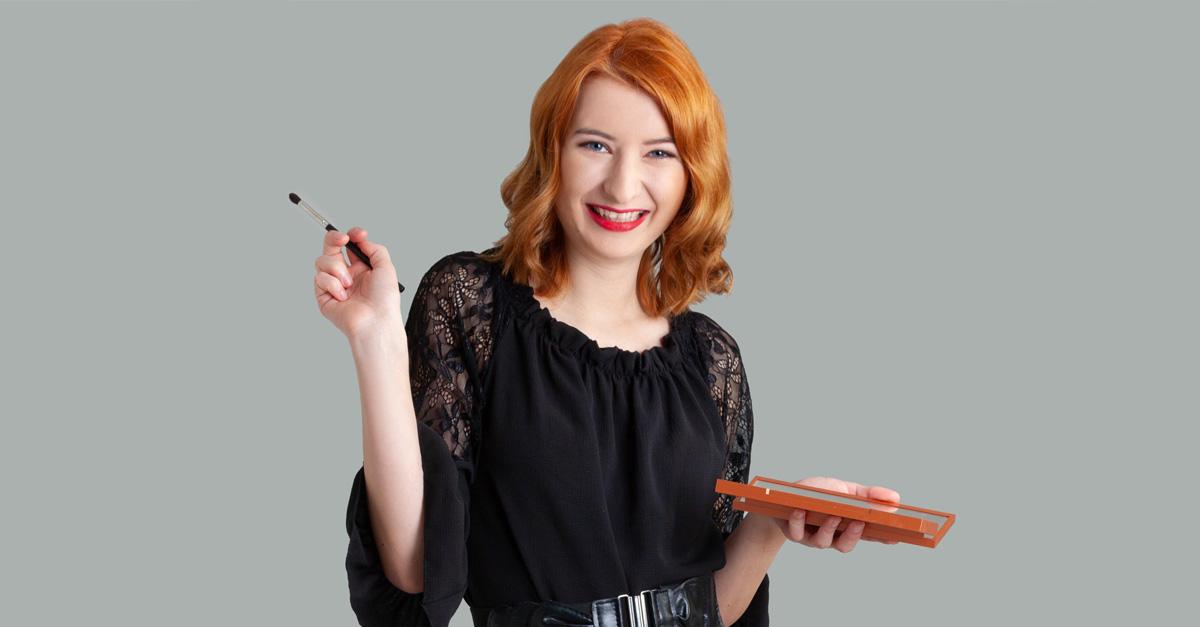 Lern dich weiter: Hair und Make-up Artist werden