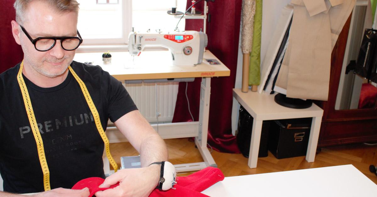Neuer Abschnitt: Vom Finanzprofi zum Modemacher